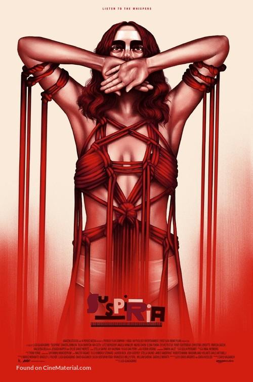 Suspiria - Movie Poster