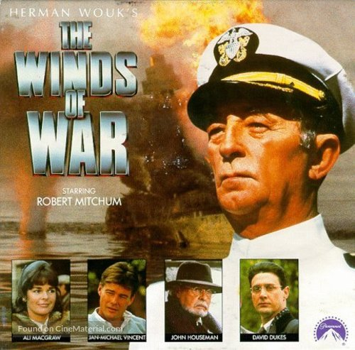 """The Winds of War"" - poster"