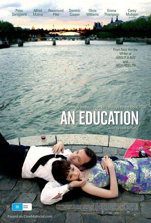 An Education - Australian Movie Poster