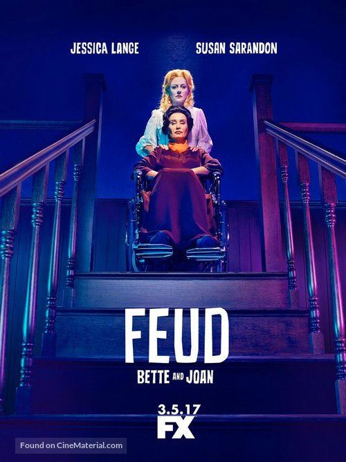 """FEUD"" - Movie Poster"