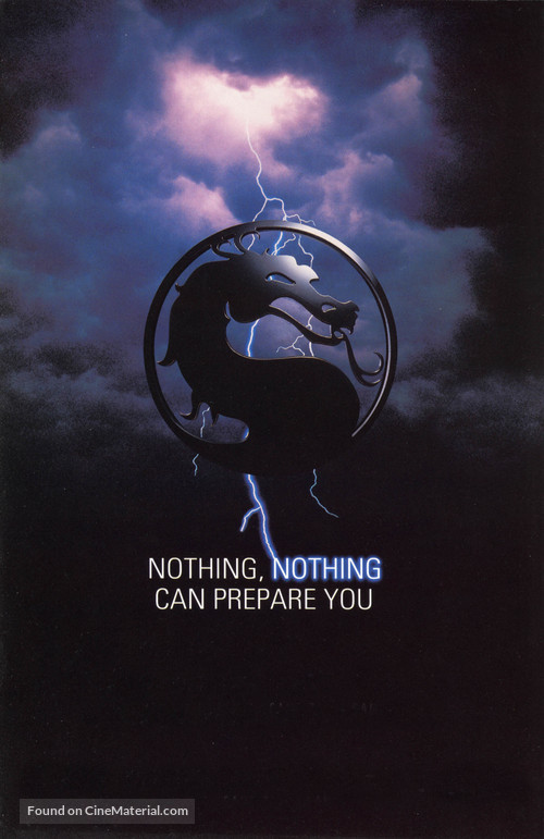Mortal Kombat - Teaser poster