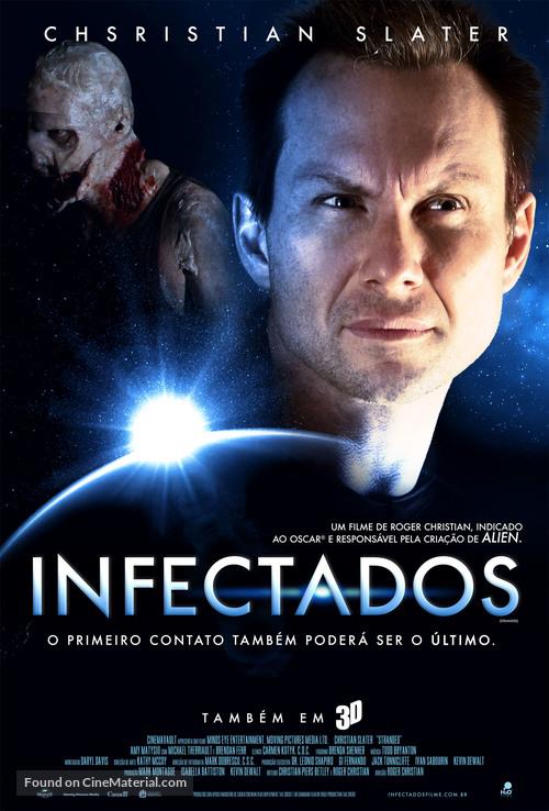 Stranded - Brazilian Movie Poster