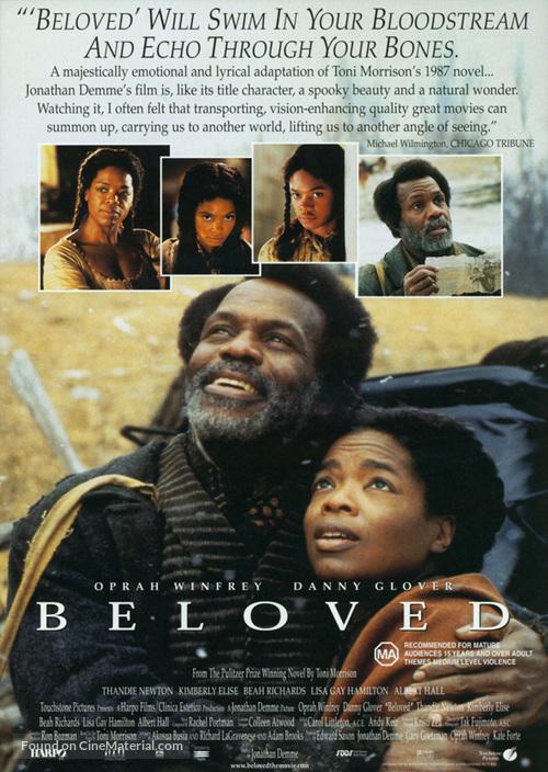 Beloved - Australian Movie Poster
