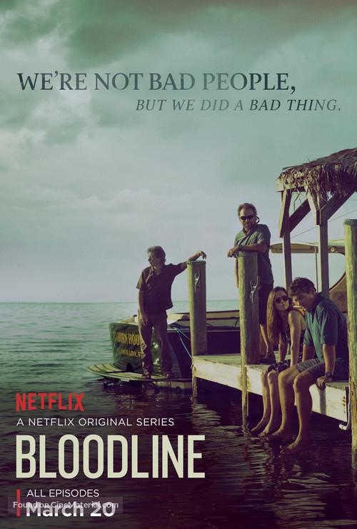 """""""Bloodline"""" - Movie Poster"""