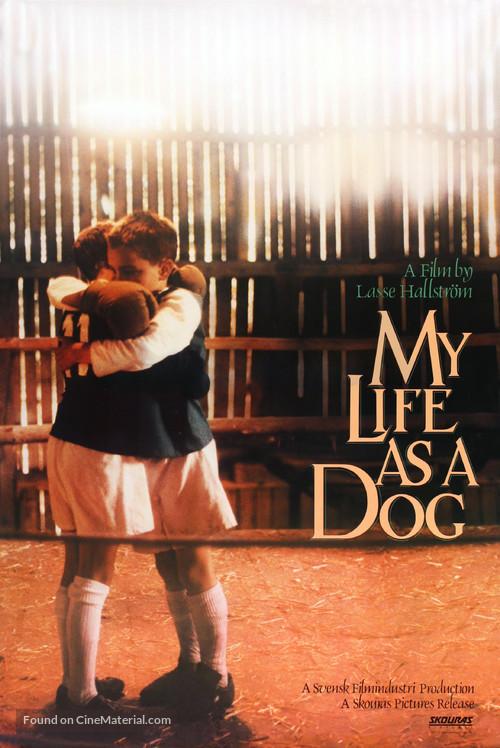 Mitt liv som hund - Movie Poster