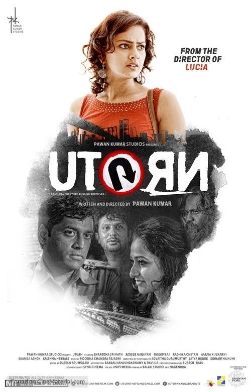 U Turn Indian Movie Poster