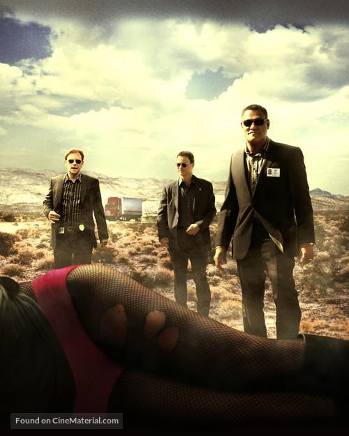"""CSI: Crime Scene Investigation"" - Key art"