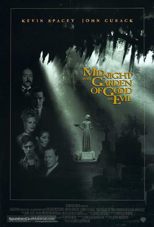 Midnight in the Garden of Good and Evil - Movie Poster