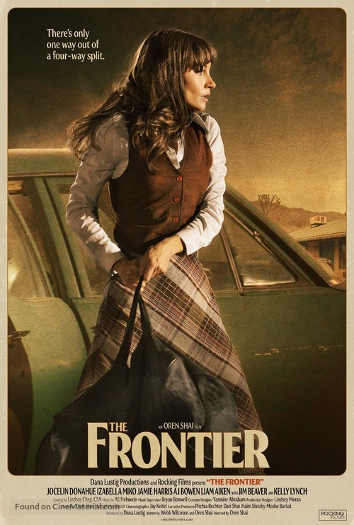 The Frontier - Movie Poster