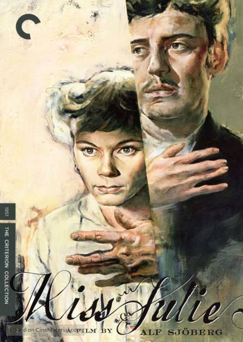 Fröken Julie - DVD movie cover