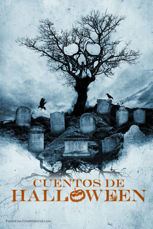 Tales of Halloween - Argentinian Movie Cover