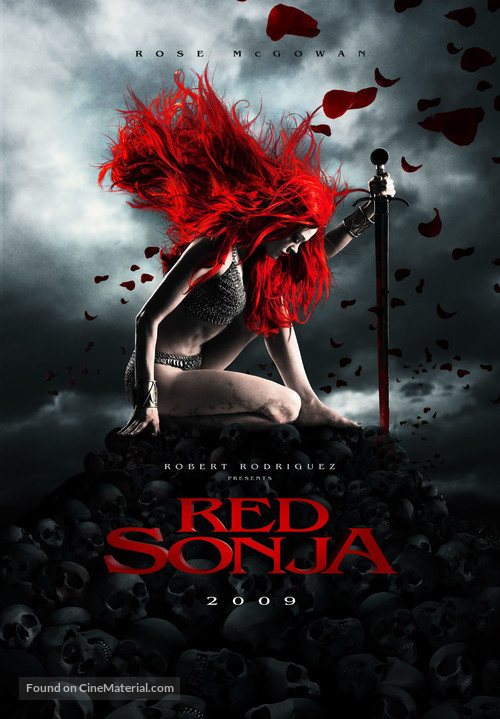 Red Sonja - Movie Poster