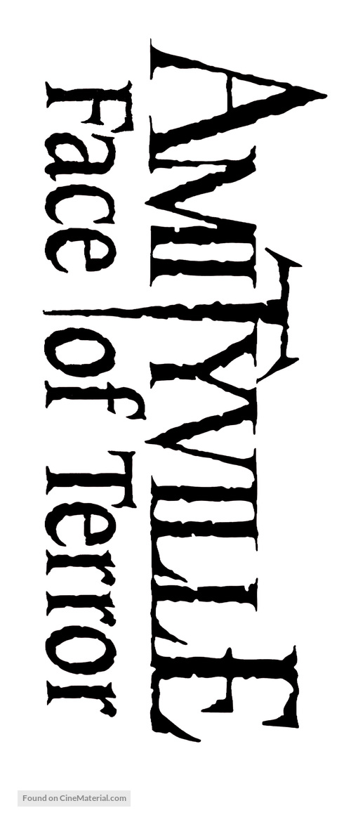 Amityville 1992: It's About Time - German Logo