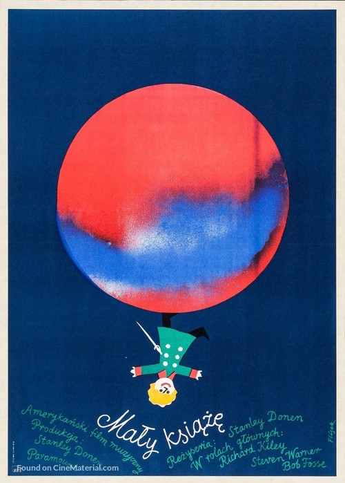 The Little Prince - Polish Movie Poster