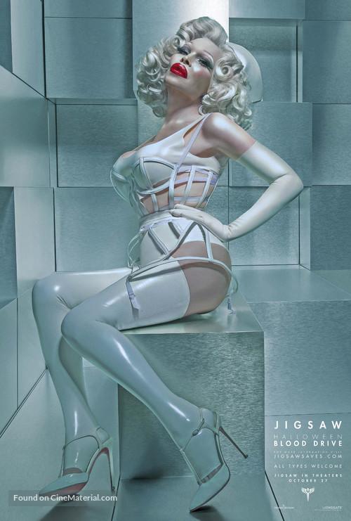 Jigsaw - Movie Poster