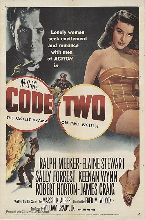 Code Two - Movie Poster