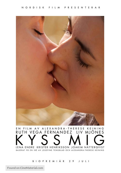 KYSS LE TÉLÉCHARGER MIG FILM GRATUITEMENT