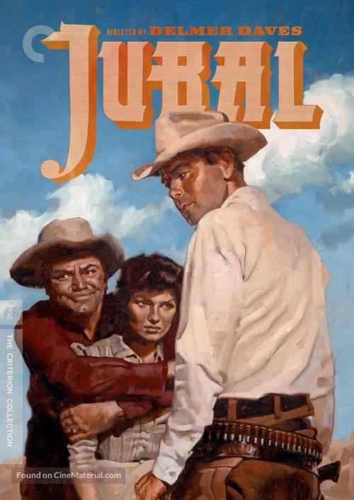 Jubal - DVD movie cover