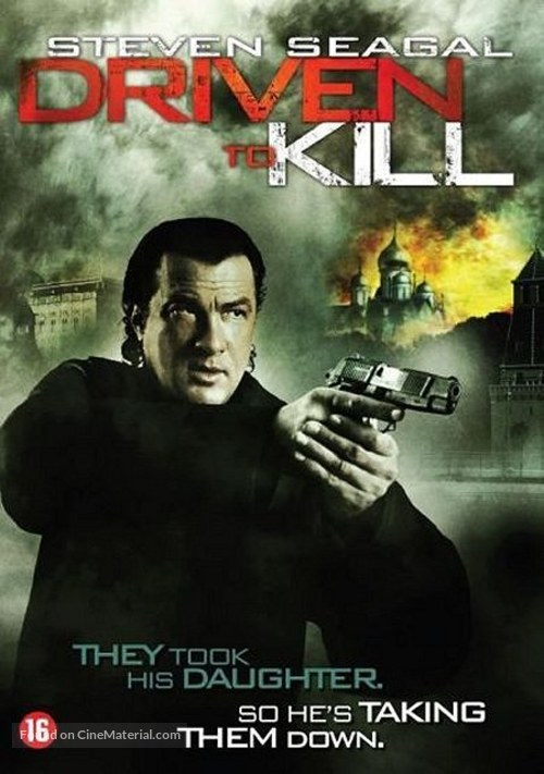 driven to kill belgian movie cover