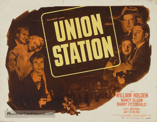 Union Station - Movie Poster