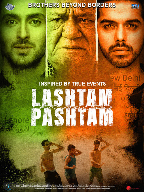 Lashtam Pashtam - Indian Movie Poster