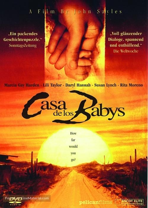 Casa de los babys - German Movie Cover