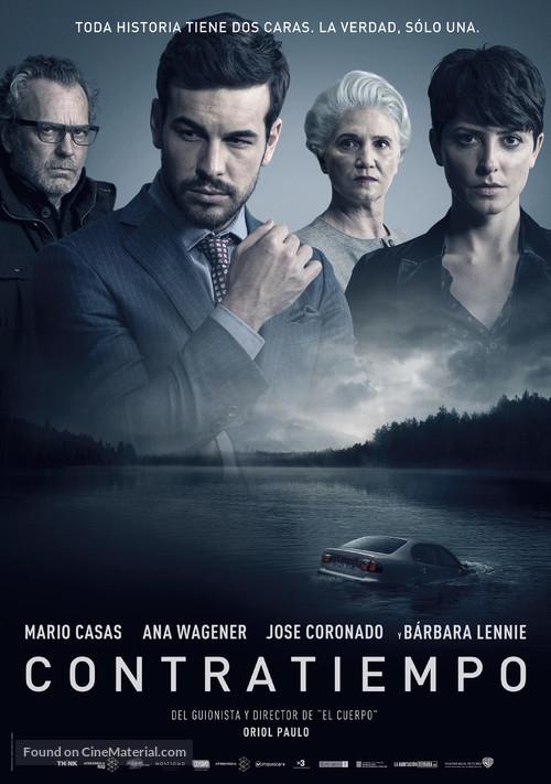 Contratiempo - Spanish Movie Poster