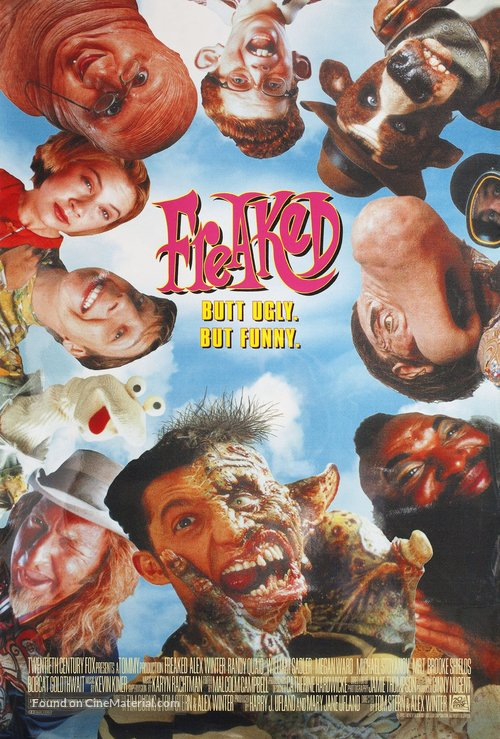 Freaked - Movie Poster