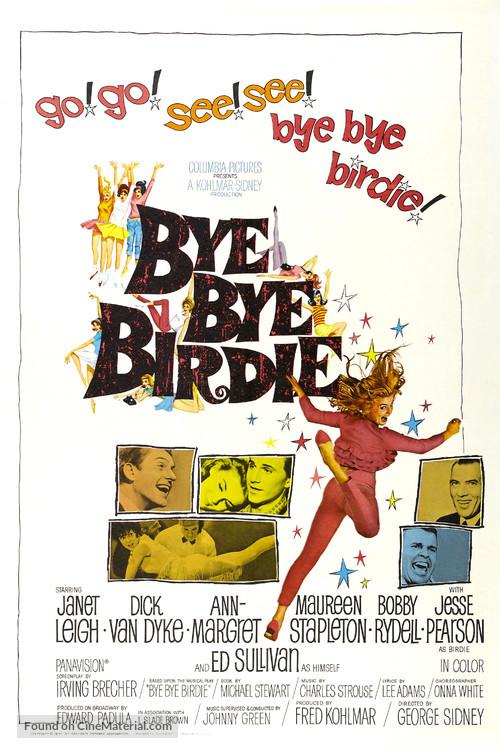Bye Bye Birdie - Movie Poster