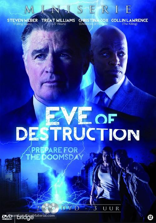 """Eve of Destruction"" - Dutch DVD movie cover"