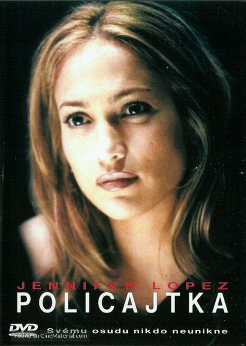 Angel Eyes - Czech Movie Cover