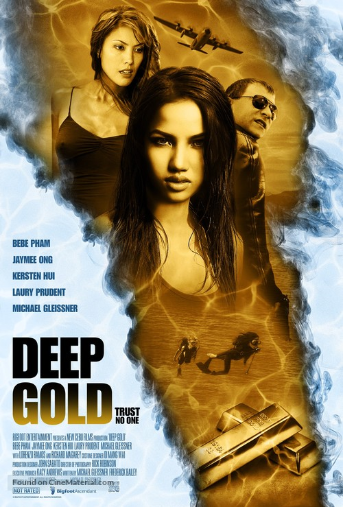 Deep Gold - Movie Poster