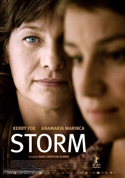 Storm - German Movie Poster