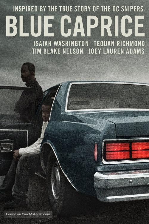 Blue Caprice - DVD movie cover