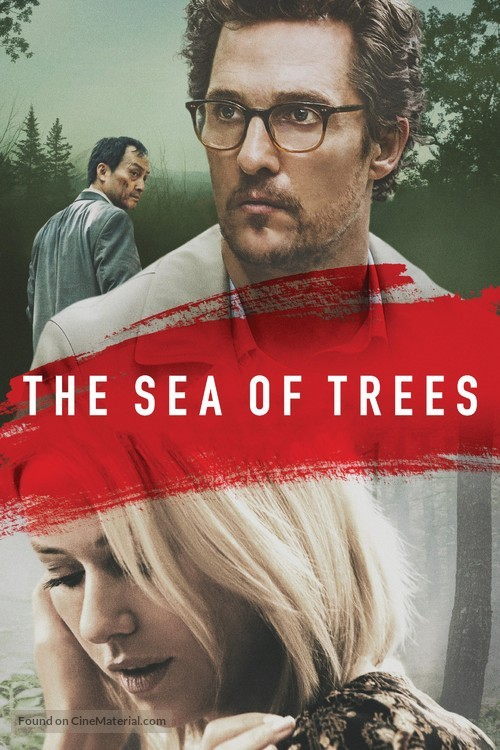 The Sea of Trees - Movie Poster