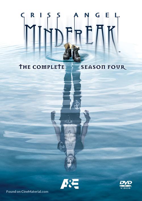 """Criss Angel Mindfreak"" - DVD movie cover"