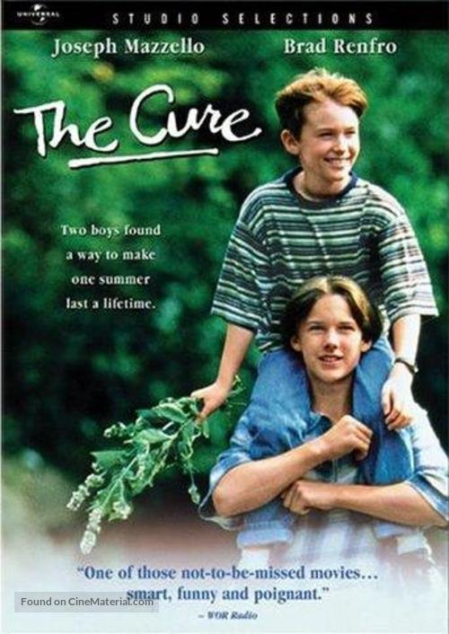 The Cure - DVD movie cover