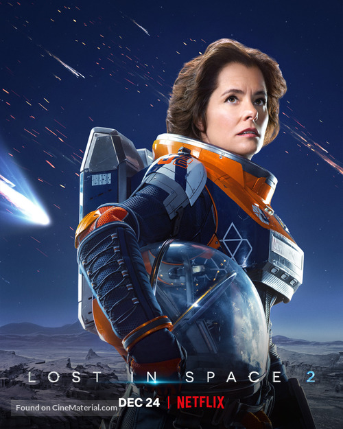 """""""Lost in Space"""" - Movie Poster"""
