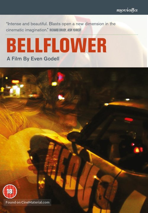 Bellflower - British DVD movie cover