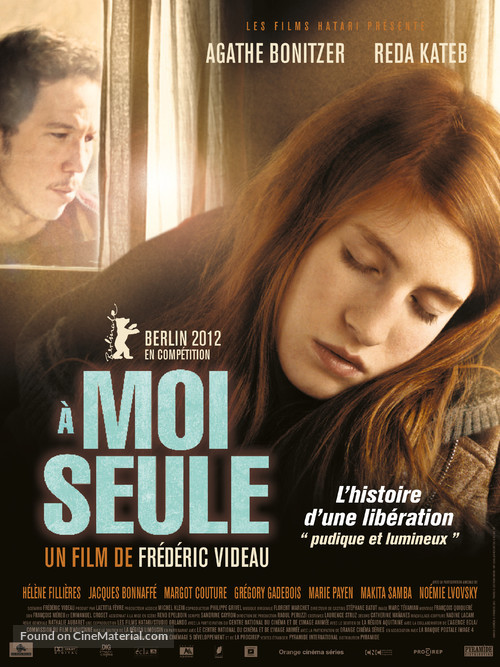 A moi seule - French Movie Poster