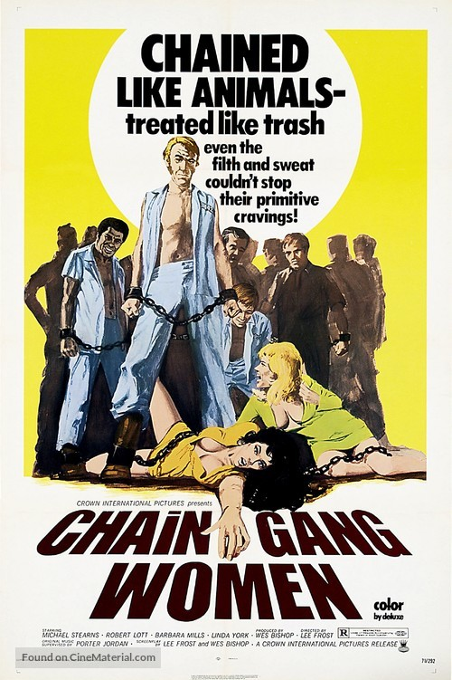 Chain Gang Women - Movie Poster