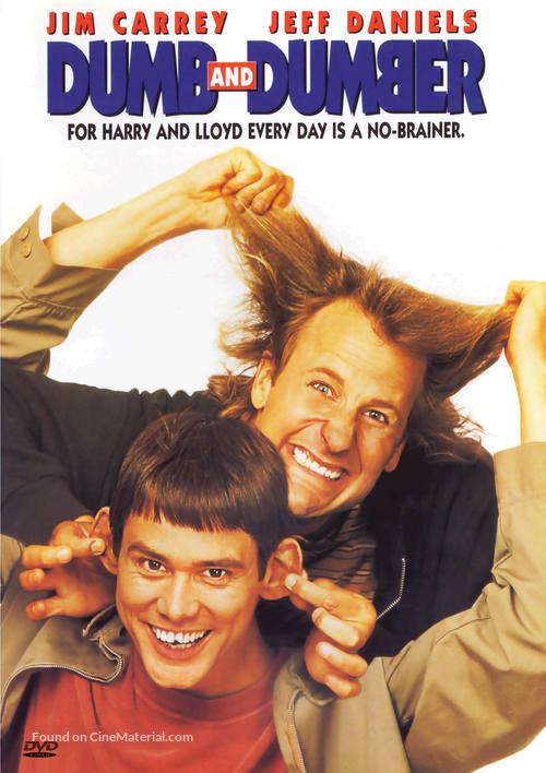 Dumb & Dumber - Movie Cover