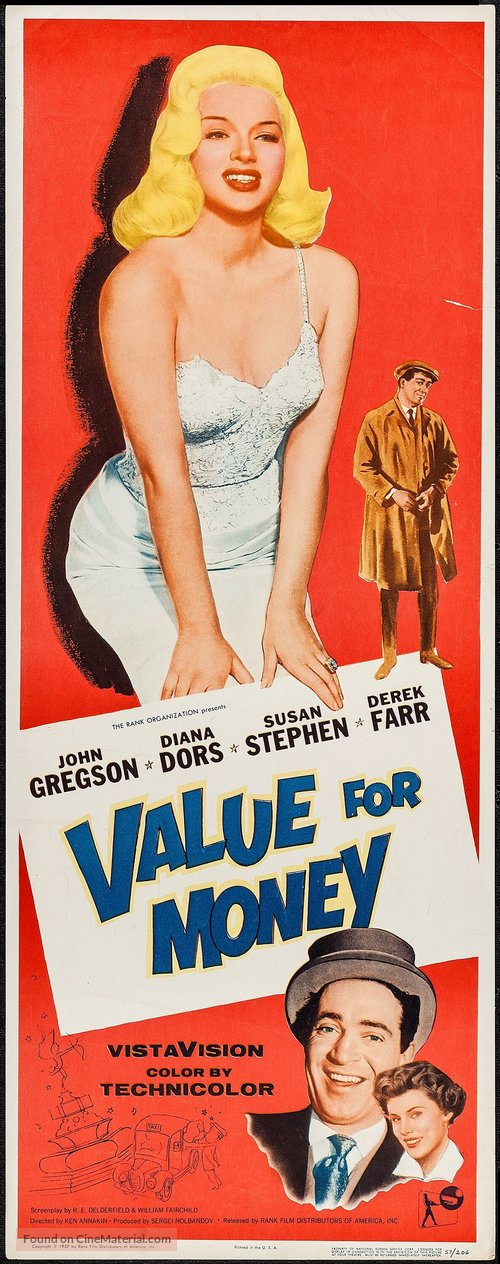 Movie poster values