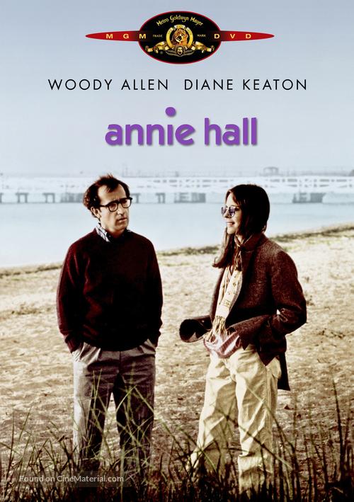Annie Hall - DVD movie cover