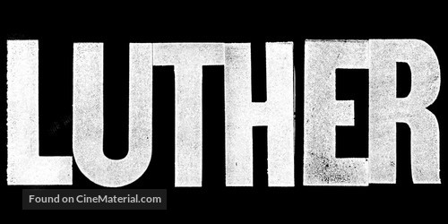 """""""Luther"""" - Logo"""