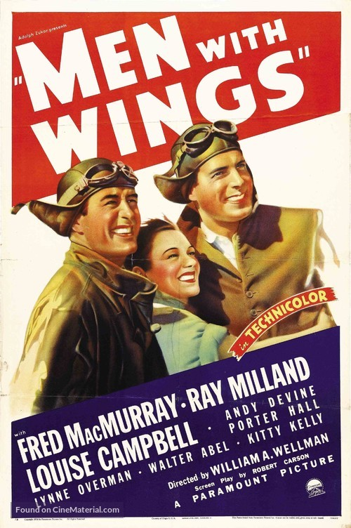Men with Wings - Movie Poster