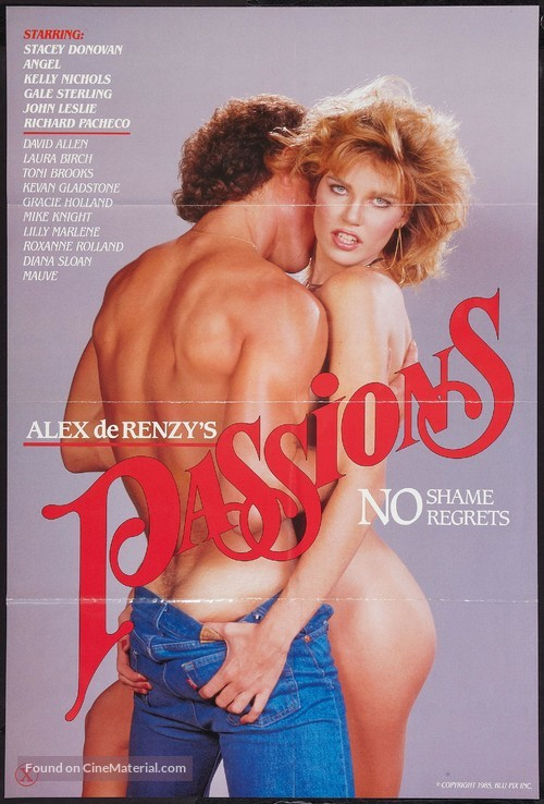 Passions - Movie Poster