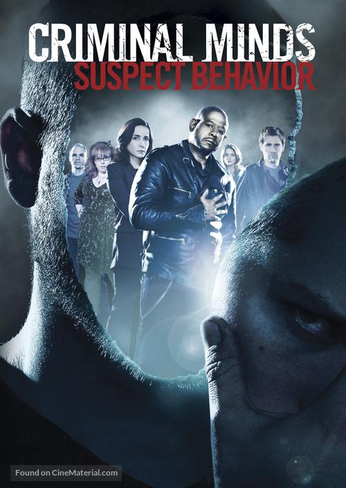 """""""Criminal Minds: Suspect Behavior"""" - DVD movie cover"""
