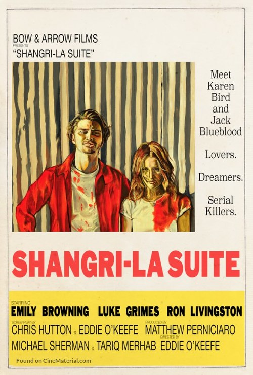Shangri-La Suite - Movie Poster