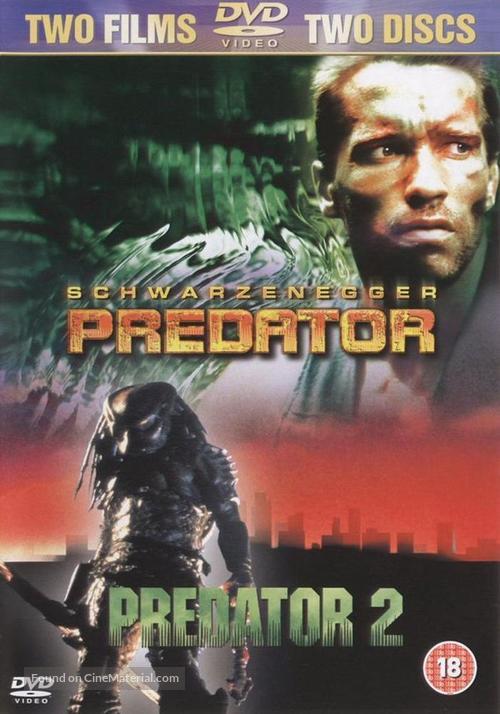 Predator - Dutch Movie Cover